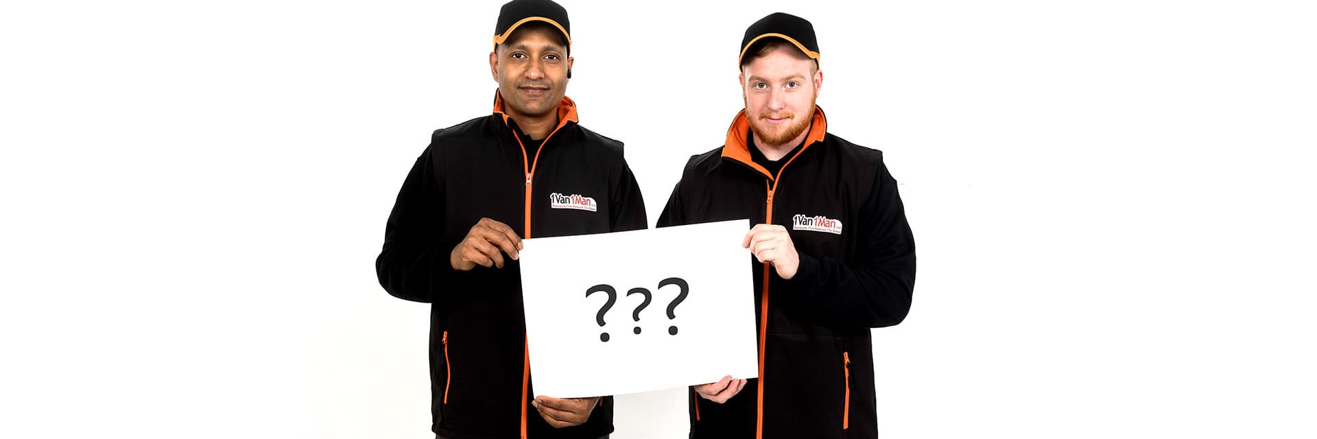 1 Van 1 Man Removals frequently asked questions